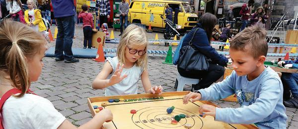 Weltkindertag in Oldenburg