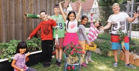 Urban Gardening in Ohmstede